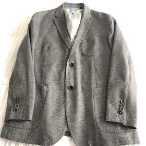Men's Faconnable gray blazer